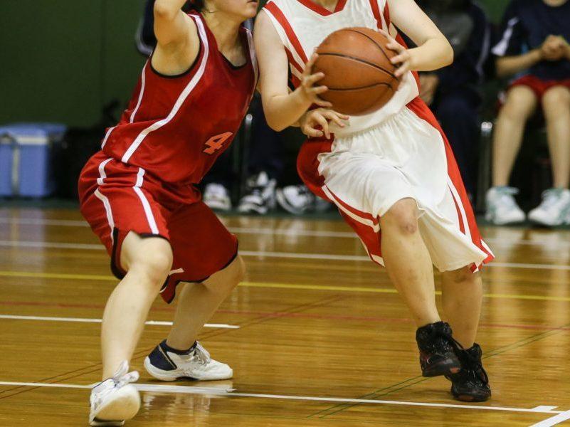 バスケットボール_試合